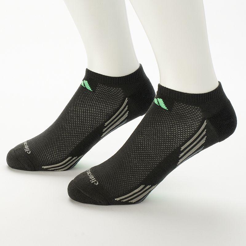 adidas 2-pk. Climacool X No-Show Performance Socks - Men