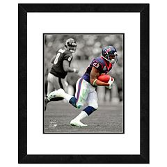 Houston Texans Arian Foster Framed 14' x 11' Player Photo