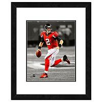 Atlanta Falcons Matt Ryan Framed 14