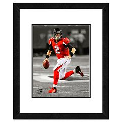 Atlanta Falcons Matt Ryan Framed 14' x 11' Player Photo