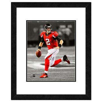 Atlanta Falcons Matt Ryan Framed 14