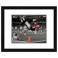New England Patriots Rob Gronkowski Framed 11