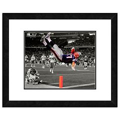 New England Patriots Rob Gronkowski Framed 11' x 14' Player Photo