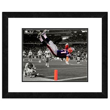New England Patriots Rob Gronkowski Framed 11
