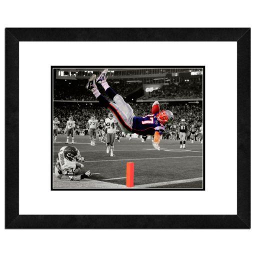 New England�Patriots Rob Gronkowski Framed 11'' x 14'' Player Photo