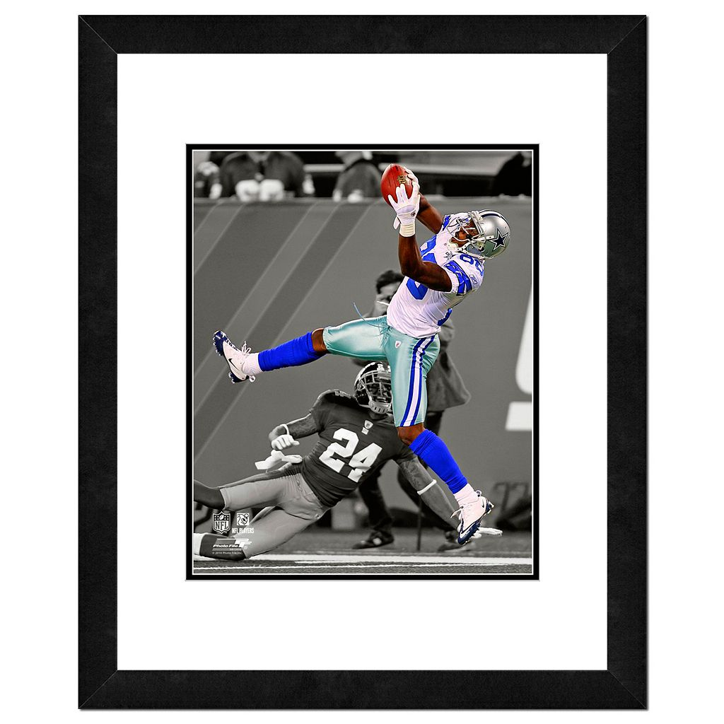 Dallas Cowboys Dez Bryant Framed 14