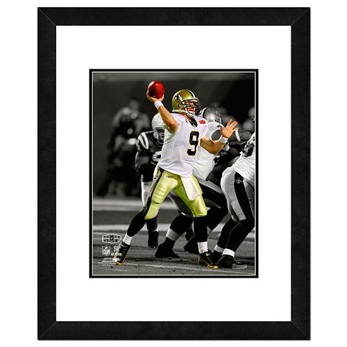 New Orleans Saints Drew Brees Framed 14