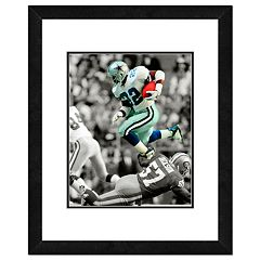 Dallas Cowboys Emmitt Smith Framed 14' x 11' Player Photo
