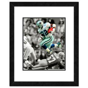 """Dallas Cowboys Emmitt Smith Framed 14"""" x 11"""" Player Photo"""
