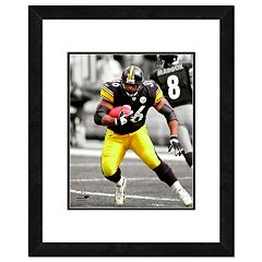 Pittsburgh Steelers Jerome Bettis Framed 14' x 11' Player Photo
