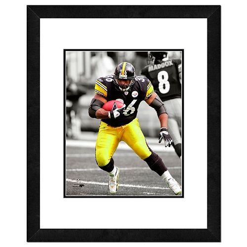 Pittsburgh Steelers Jerome Bettis Framed 14
