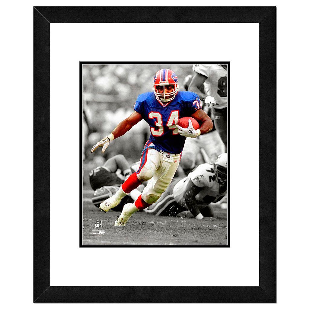 Buffalo Bills Thurman Thomas Framed 14