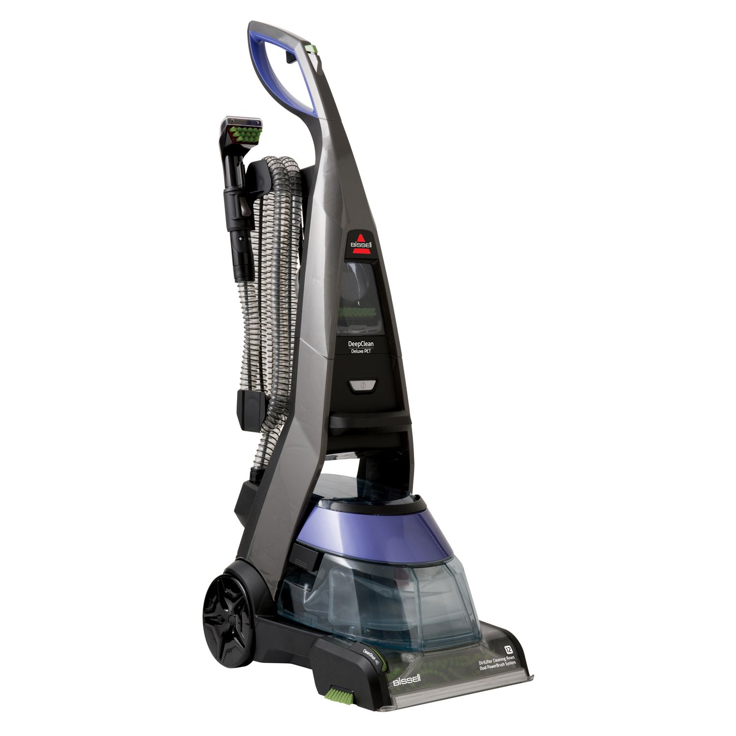 bissell deepclean deluxe pet upright deep cleaner - Bissell Carpet Cleaners