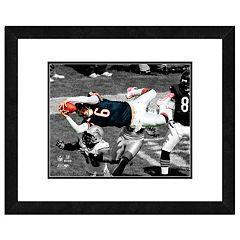 Chicago Bears Jay Cutler Framed 11' x 14' Player Photo