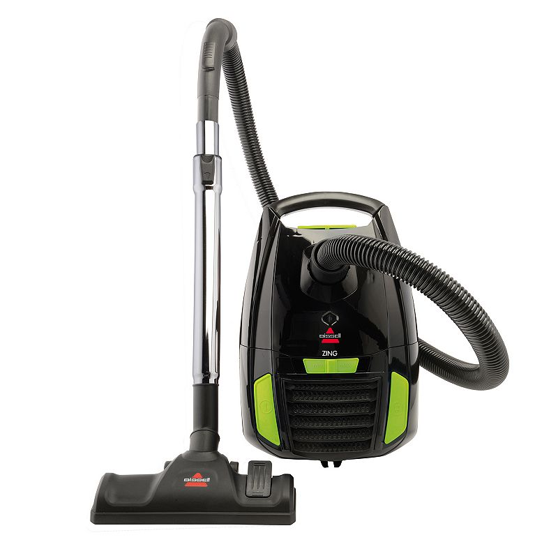 Bissell Zing Canister Vacuum (1668), Purple