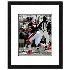 Chicago Bears Brian Urlacher Framed 14' x 11' Player Photo