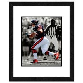 "Chicago Bears Brian Urlacher Framed 14"" x 11"" Player Photo"