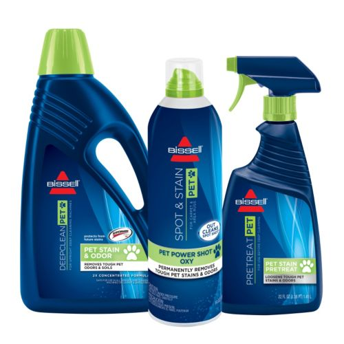 Bissell Pet Deep Cleaning Formula Kit