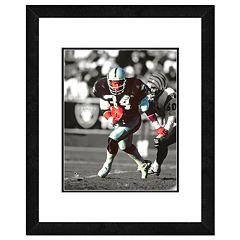 Los Angeles Raiders Bo Jackson Framed 14' x 11' Player Photo