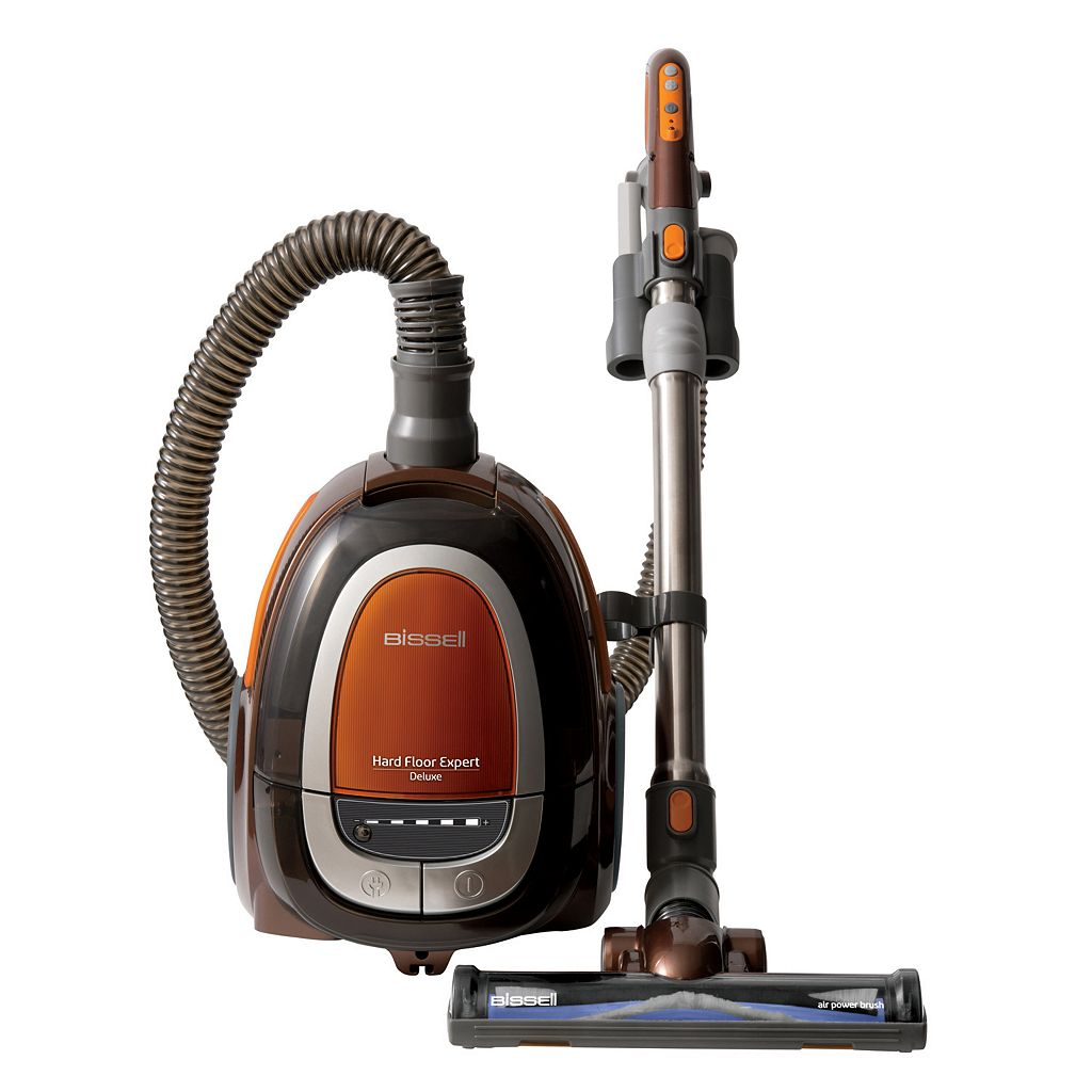 BISSELL Hard Floor Expert Deluxe Canister Vacuum (1161)