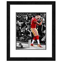 San Francisco 49ers Colin Kaepernick Framed 14
