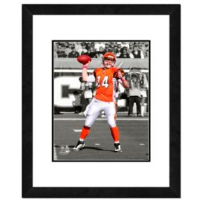"Cincinnati Bengals Andy Dalton Framed 14"" x 11"" Player Photo"