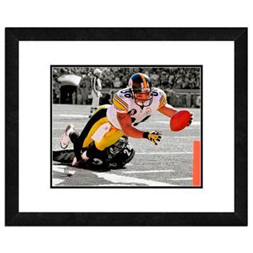 Pittsburgh Steelers Hines Ward Framed 11