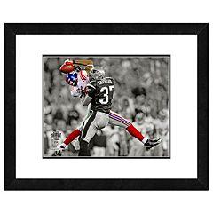 New York Giants David Tyree Framed 11' x 14' Player Photo