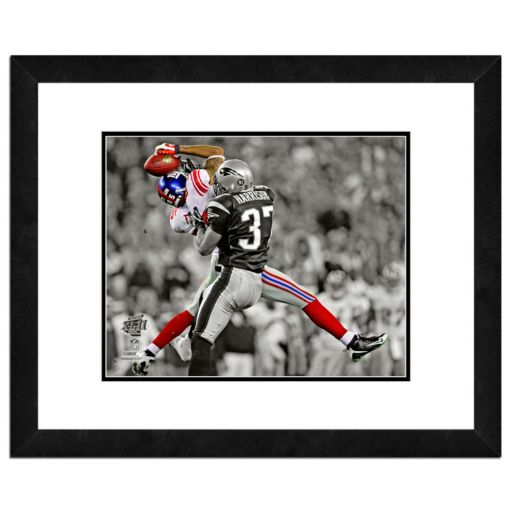 New York Giants David Tyree Framed 11'' x 14'' Player Photo