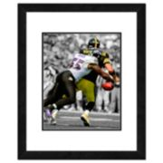 """Baltimore Ravens Terrell Suggs Framed 14"""" x 11"""" Player Photo"""