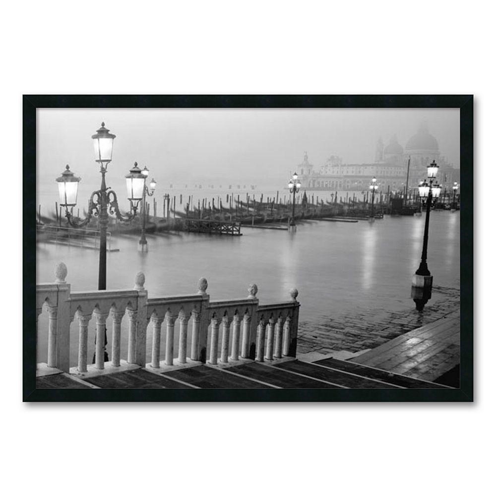 """Grand Canal - Venice"" Framed Wall Art"