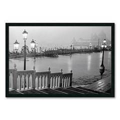'Grand Canal - Venice' Framed Wall Art