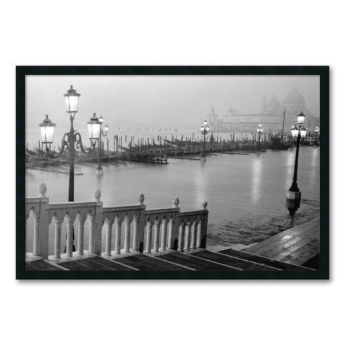 Grand Canal - Venice Framed Wall Art