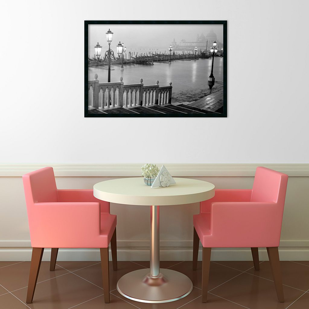 Grand Canal - Venice Framed Wall Art