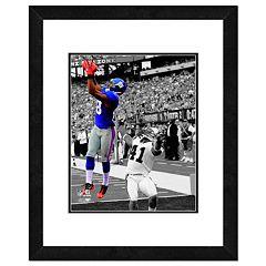 New York Giants Hakeem Nicks Framed 14' x 11' Player Photo