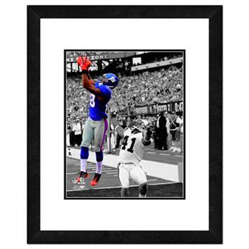 New York Giants Hakeem Nicks Framed 14