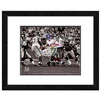 New York Giants Eli Manning Framed 11