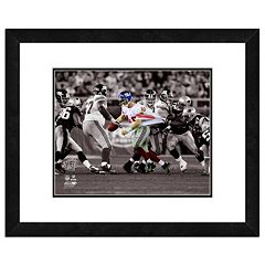 New York Giants Eli Manning Framed 11' x 14' Player Photo