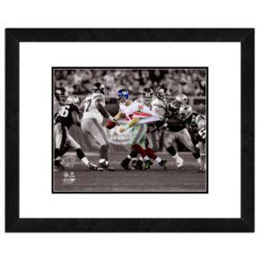New York Giants Eli Manning Framed 11'' x 14'' Player Photo