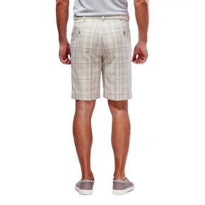 Men's Haggar® Cool 18® Plaid Performance Shorts