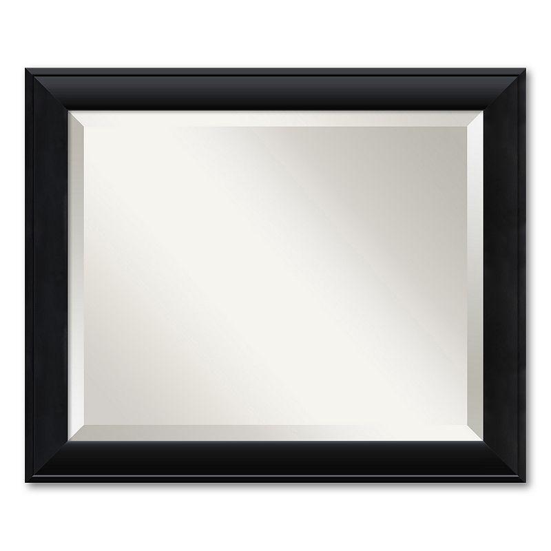 Nero Beveled Wall Mirror - Medium
