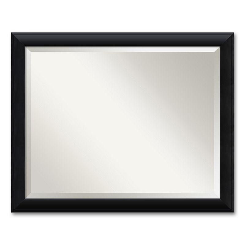 Nero Beveled Wall Mirror - Large
