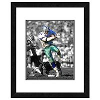 Dallas Cowboys Deion Sanders Framed 14