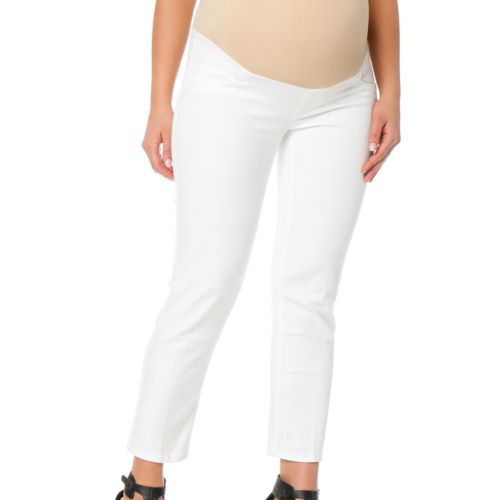 Oh Baby by Motherhood™ Secret Fit Belly Crop Jeans - Maternity