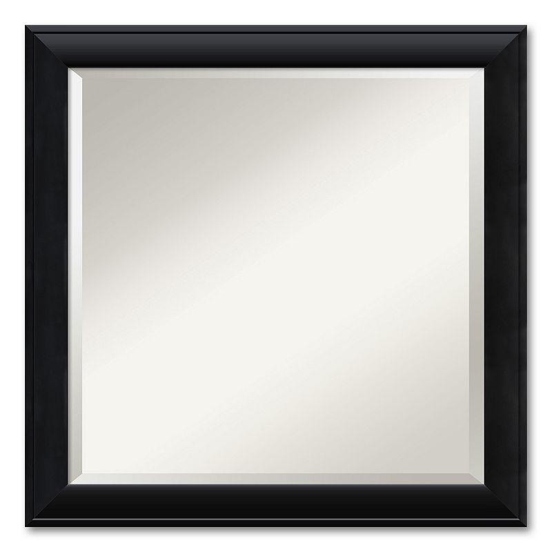 Nero Beveled Wall Mirror - Square