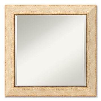 Highland Park Beveled Wall Mirror - Square