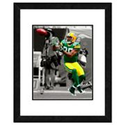 Green Bay Packers Greg Jennings Framed 14' x 11' Player Photo