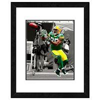 Green Bay Packers Greg Jennings Framed 14