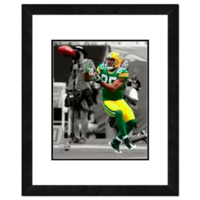 "Green Bay Packers Greg Jennings Framed 14"" x 11"" Player Photo"