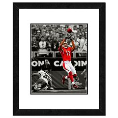 Arizona Cardinals Larry Fitzgerald Framed 14' x 11' Player Photo